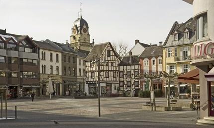 Euskirchen bezienswaardigheden toeristische informatie for Design hotel eifel euskirchen